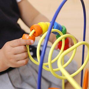 Boulier looping circuit à bille