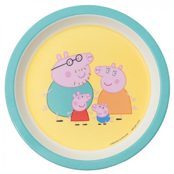 Assiette Bebe Peppa Pig Avec Les Parents Pi705k Tipotam Jeux Jouets A L Ile De La Reunion Mode Enfantine