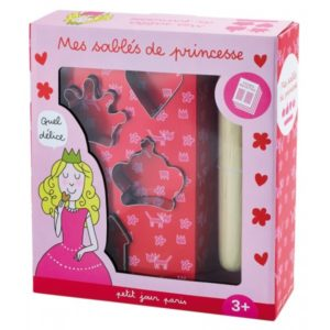 coffret de patisserie princesses