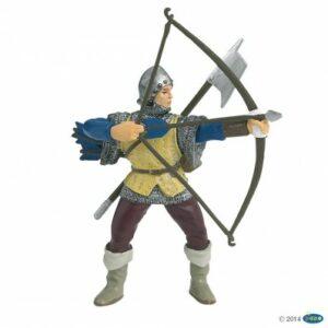 figurine archer bleu - 39385