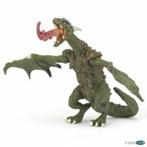 figurine dragon- articule - 36006
