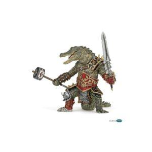 figurine mutant-crocodile - 38955