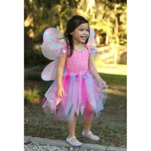 fille en robe de papillon 35915