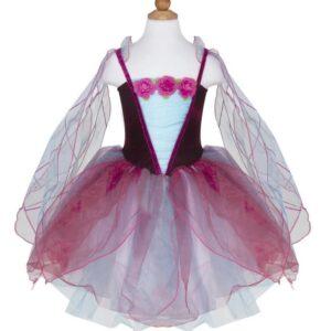 robe de fée à fleur